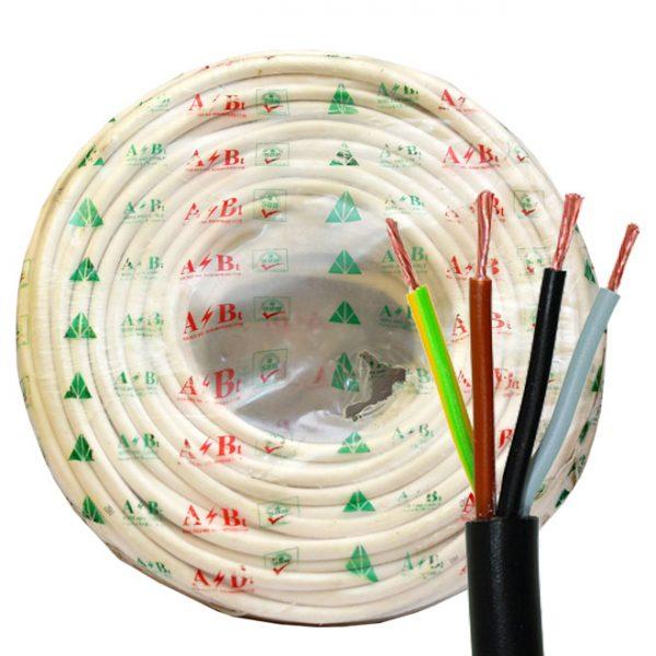 PVC Flexible Wire 1.5mm 4core